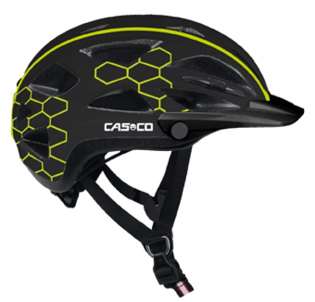 CASCO Active-TC Techno-black, helma, vel. M
