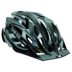 CASCO ARES mountain black mat, helma, vel. L