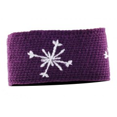 ONE WAY EMASH HEADBAND PURPLE, čelenka, fialový