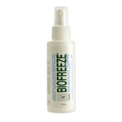 Biofreeze Spray 118 ml - sprej proti bolesti