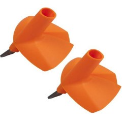 EXEL Avenger basket 7 mm max 60 mm ORANGE