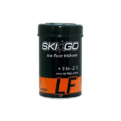 SKIGO KICKWAX LF ORANGE +3/-2°C- vosk