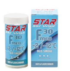 STAR F30 MED FLUOR POWDER, -2°C až -12°C