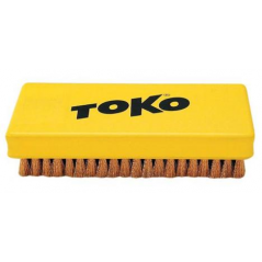 TOKO Base Brush Copper, měděný kartáč
