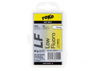 TOKO LF Hot Wax Yellow, 10°C až -4°C, 40g