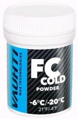 VAUHTI FC POWDER COLD, -6/-20°C, 30g