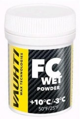 VAUHTI FC POWDER WET, +10/-3°C, 30g