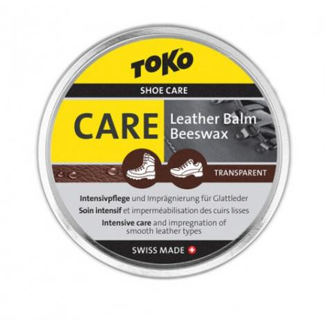 TOKO LEATHERBALM BEESWAX 50 G